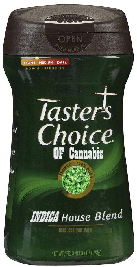 TASTER CHOICE